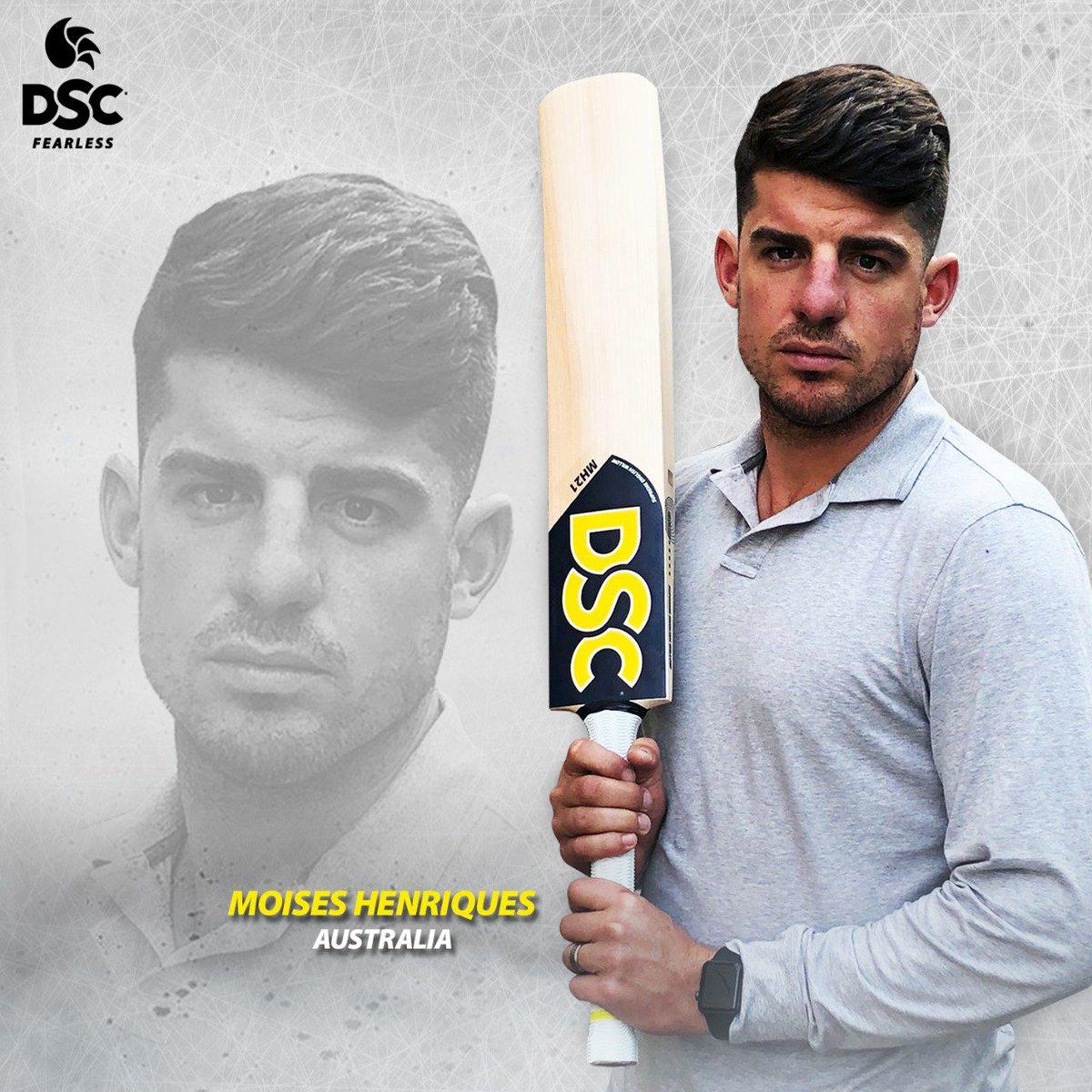 Moises Henriques mh21 bat