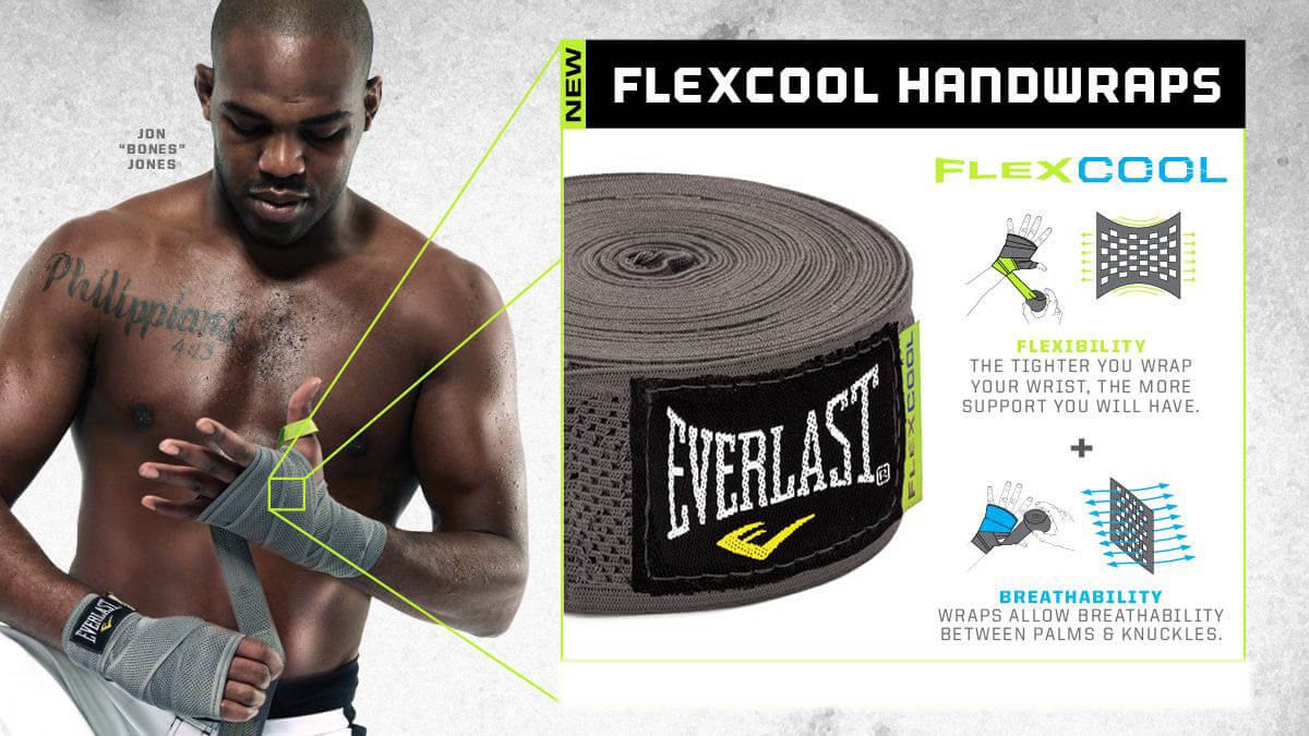 flexcool handwraps everlast