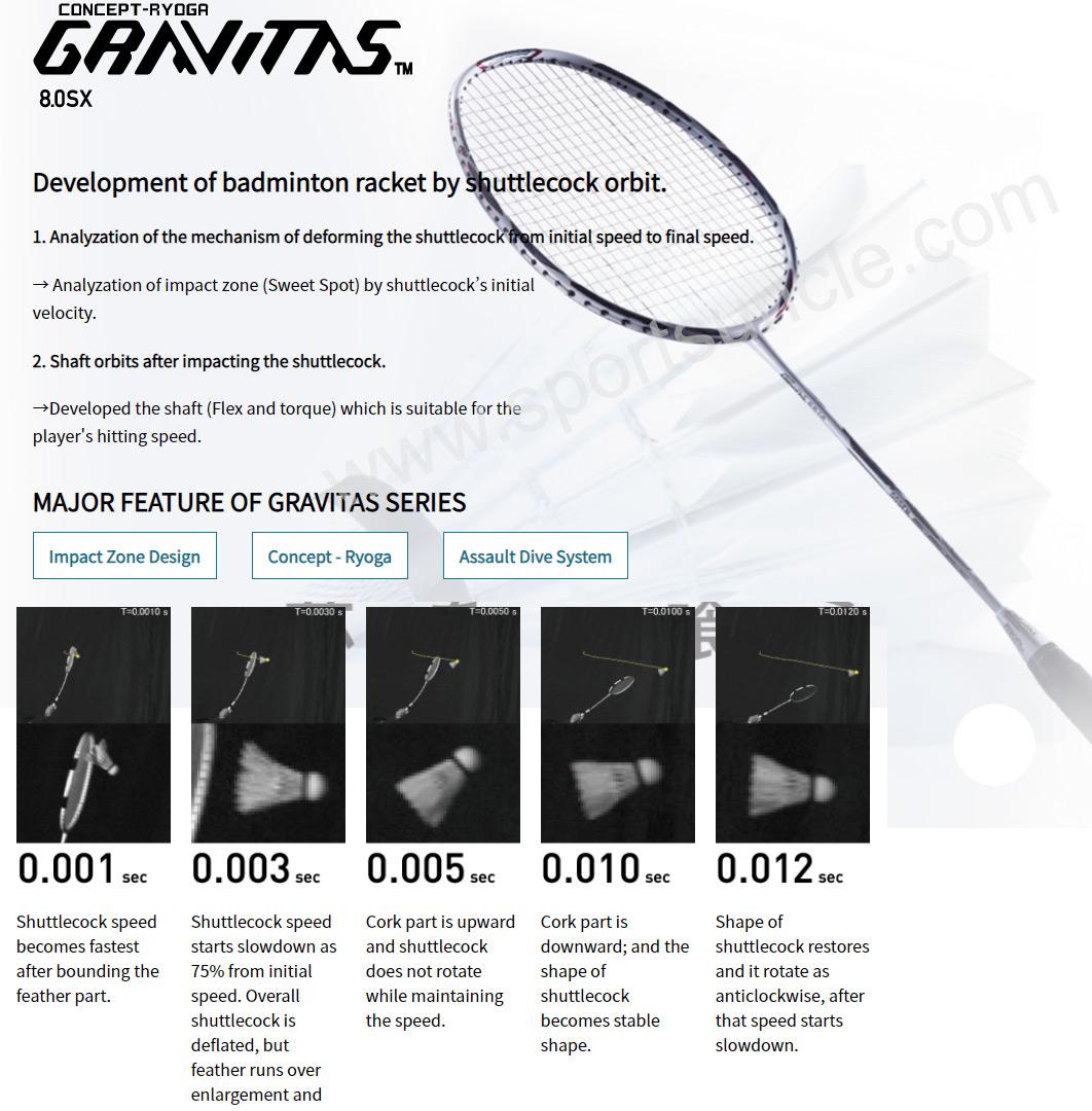 gravitas 8 concept