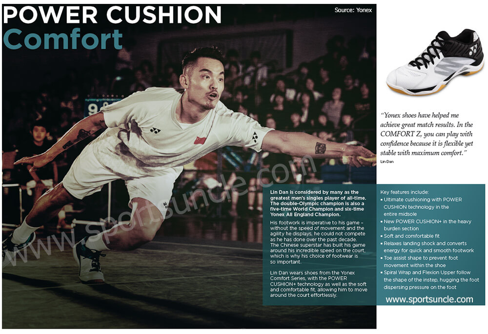 yonex badminton shoes comfort zmen