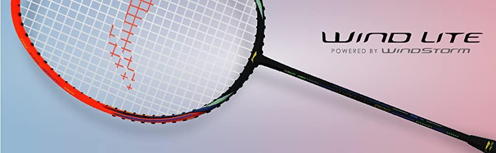 windlite badminton racket
