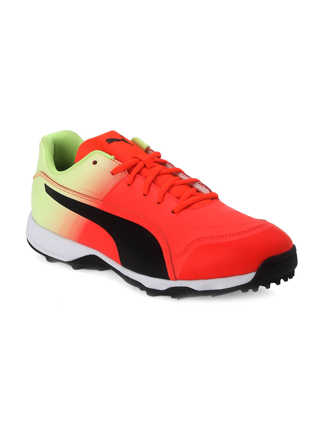 Buy one8 x PUMA Men Red Cricket Shoes