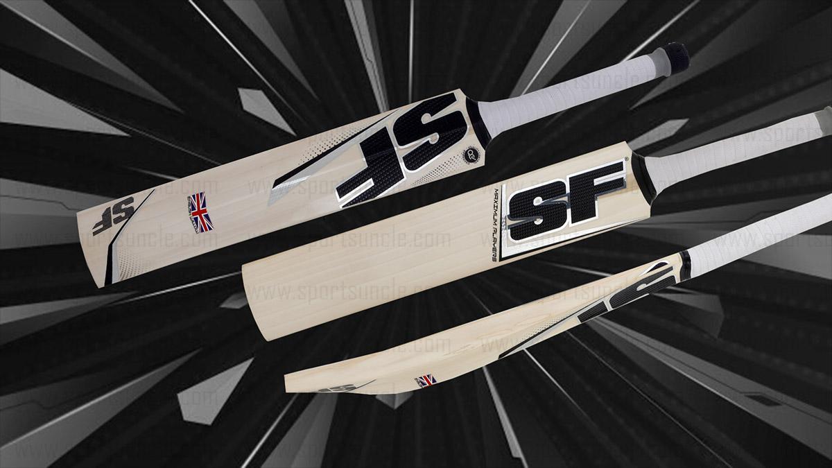 sf maximum players cricket bat