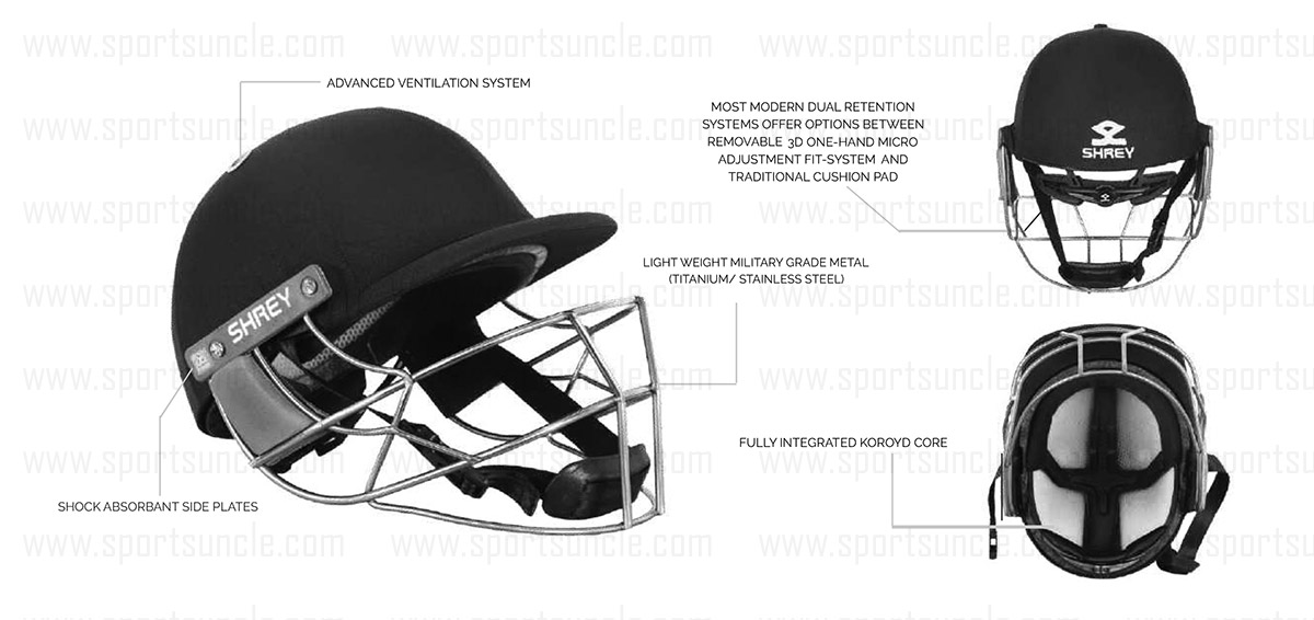 koroyd helmet details