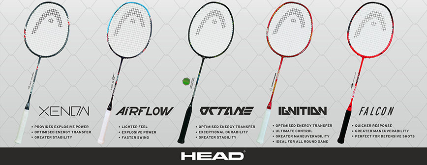 Shop Online Sports Goods - Badminton Racket, Badminton Shoes