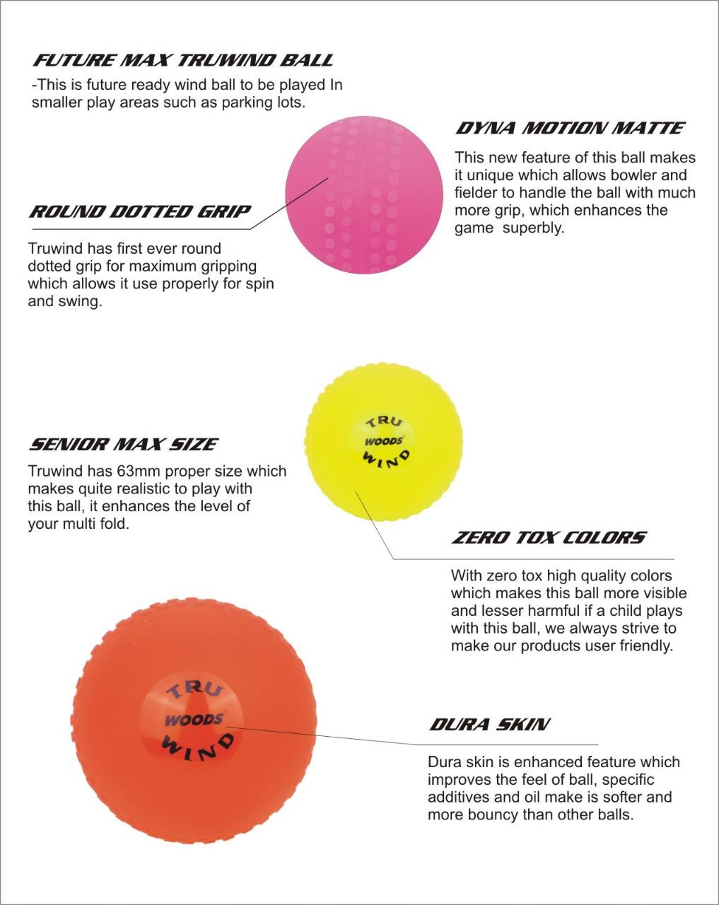 windball specifications