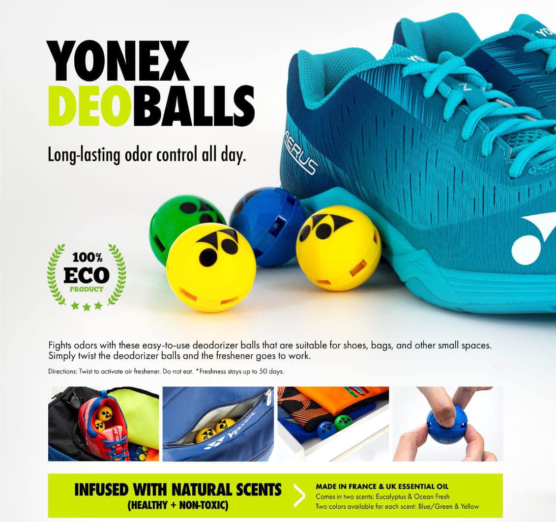 yonex deo balls