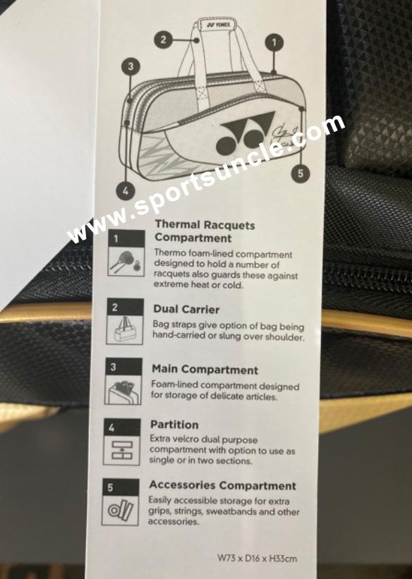 kitbag details