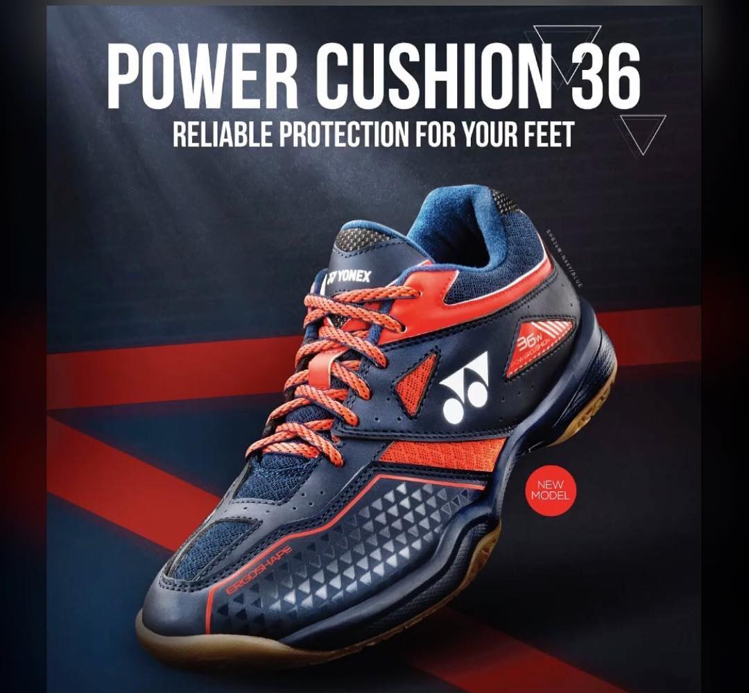 power cushion 36